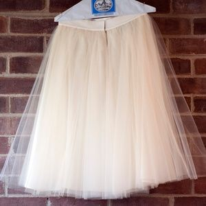 "Alexandra Grecco Skirts - NWOT! Alexandra Grecco Gretta Tulle Skirt 30"""